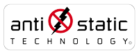 antistatic icon